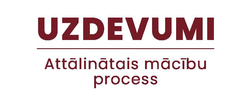UZDEVUMI (attālinātais mācību process)